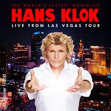 """Hans Klok """"Live from Las Vegas"""" Tour 2022"""